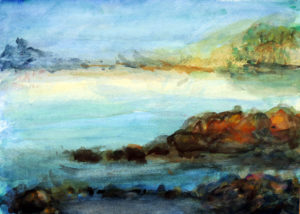 Rocky Bay by Bob Nelson